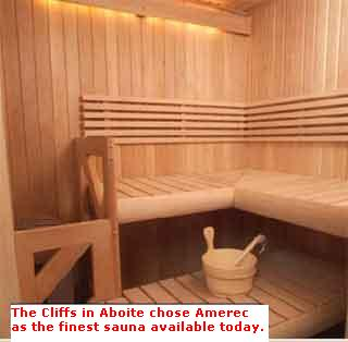 Amerec Sauna & Steam Bath