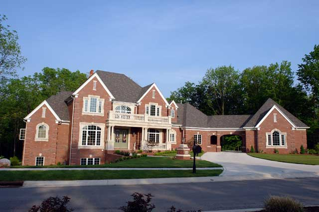 Aboite Cliffs Lot 16 by Eric Ford of Masterpiece Custom Homes in Fort Wayne, Indiana